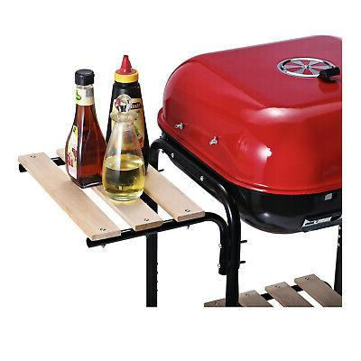 """19"""" Outdoor Charcoal Barbeque Grill"""