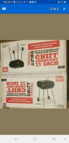 EXPERT GRILL 22.5 INCH CHARCOAL GRILL SHIPS TODAY!