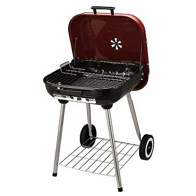 "19"" Outdoor Charcoal w/"
