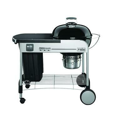22 performer black charcoal grill