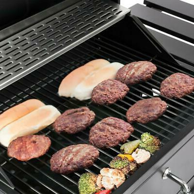 Royal Charcoal Grill in Black Table