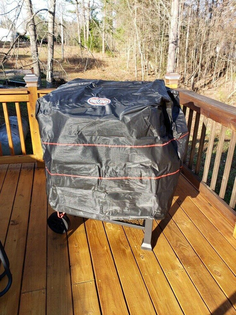 24 inch charcoal grill cover