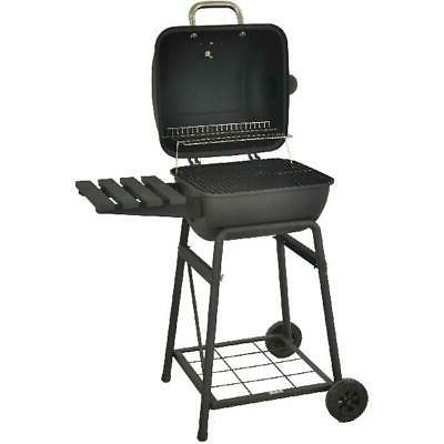 """26"""" Barrel Grill Side Outdoor Yard BBQ Barbecue"""