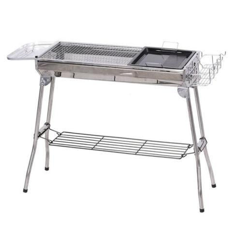 41 x 13 stainless steel folding portable
