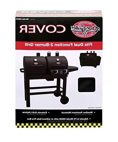 Char-Griller 5055 Grill Fits 2