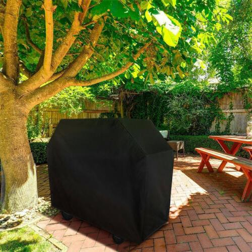 """57"""" 67"""" Waterproof Barbecue BBQ Gas Grill Cover for Weber Ch"""