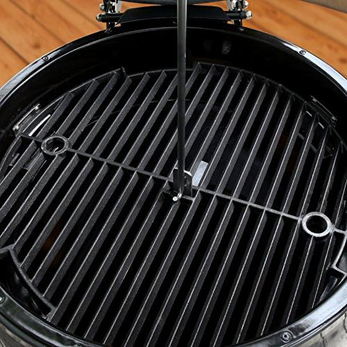 Broil 2000 Charcoal Barbecue