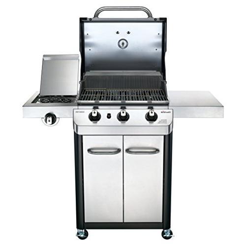Char-broil Signature Gas Grill - Silver/black