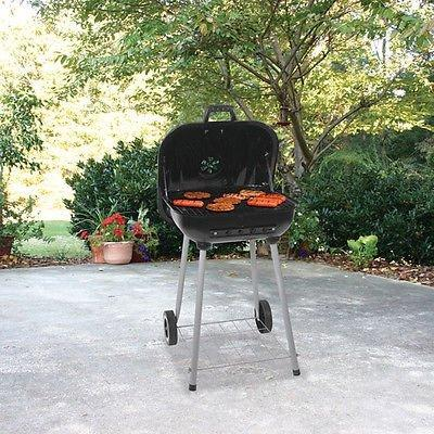 Charcoal Grill Portable BBQ Outdoor Camping Grilling Barbecu