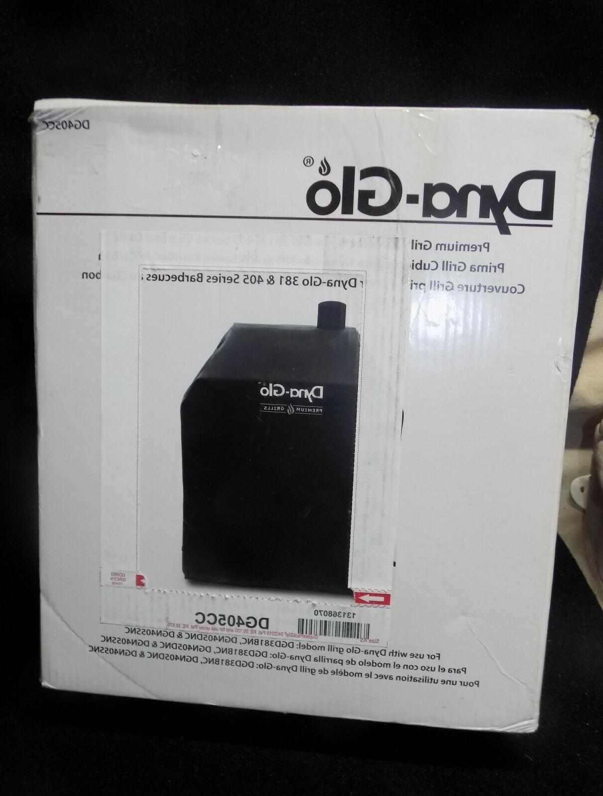 Dyna-Glo DG405CC Premium Charcoal Grill Cover, Medium