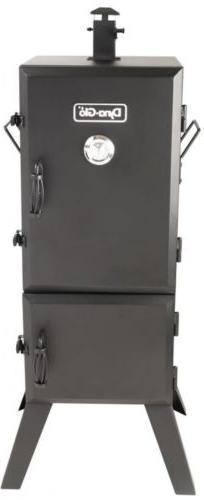 Dyna Glo Vertical Charcoal Smoker Porcelain Enameled Stainle