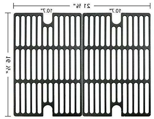 Music City Metals 67002 Matte Cast Iron Cooking Grid Replace