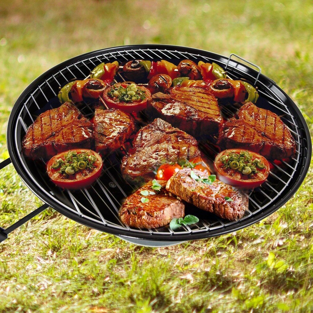 Portable Barbecue Camping Outdoor Dome