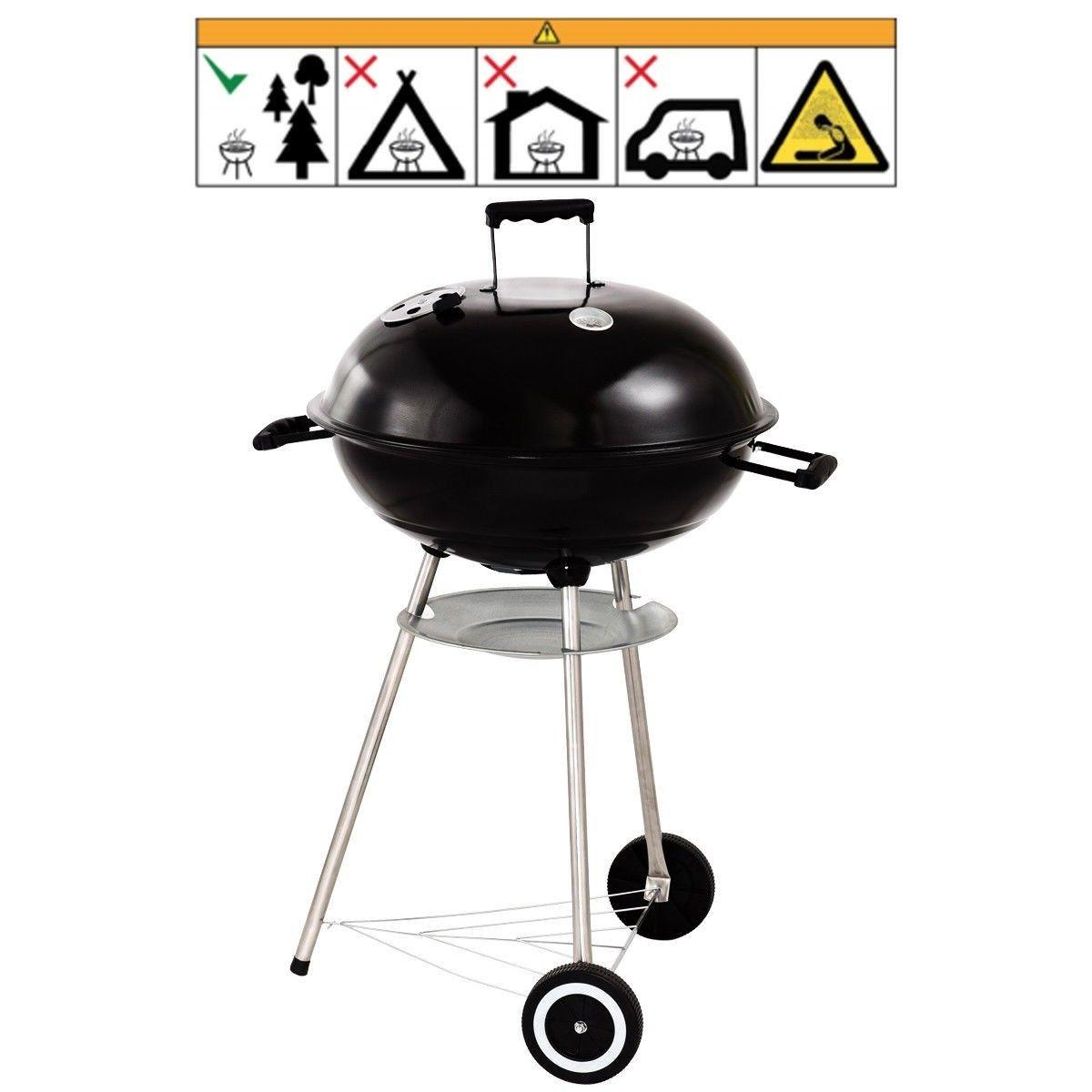 Portable Barbecue Dome BBQ
