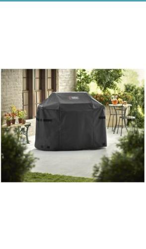 Weber Cover for Spirit Series Gas Grills Black