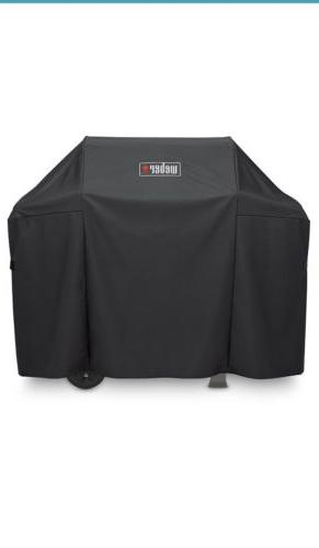 Weber Cover for Series Grills Black