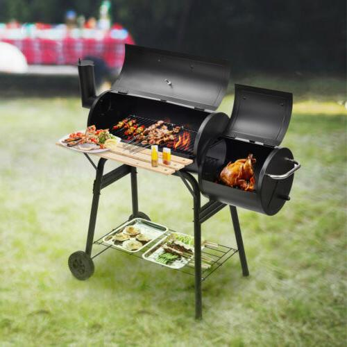 Anti-Rust BBQ Backyard Barbecue Cooking Patio