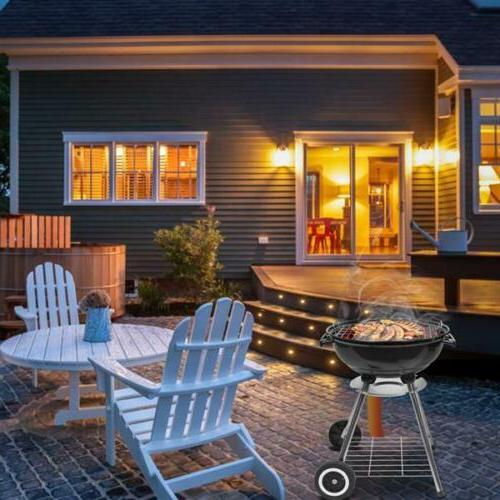 Barbecue Charcoal Patio