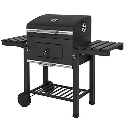 Best Premium Barbecue Charcoal Grill Outdoor Backyard