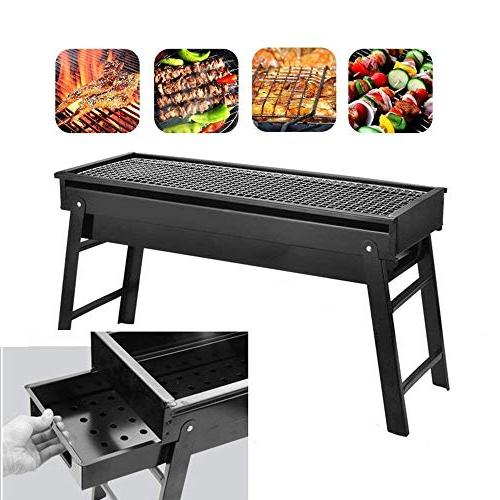Evoio Charcoal Grill Portable Tool Outdoor Cooking