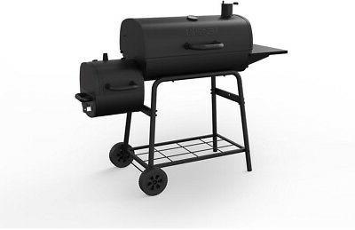 Adjustable Charcoal Tray