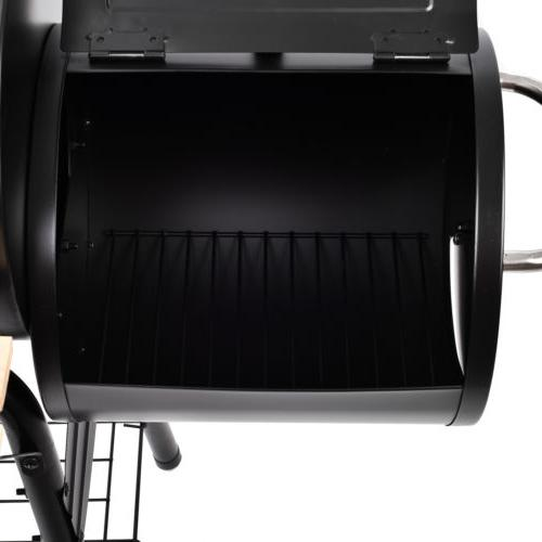 BBQ Charcoal Barbecue Patio Meat w/