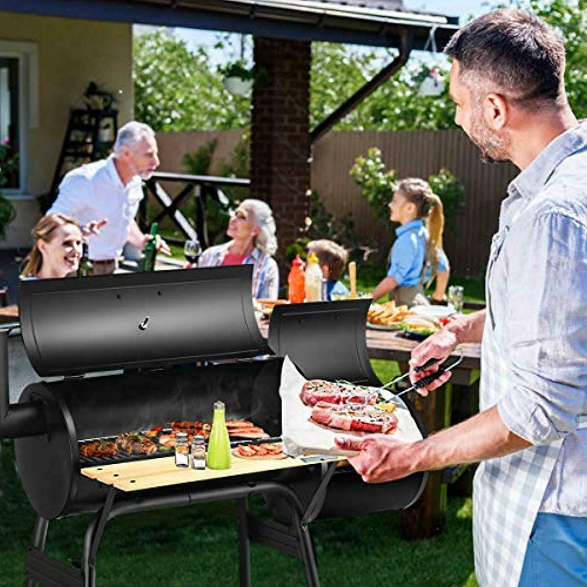 Giantex BBQ Grill Barbecue Grill Patio