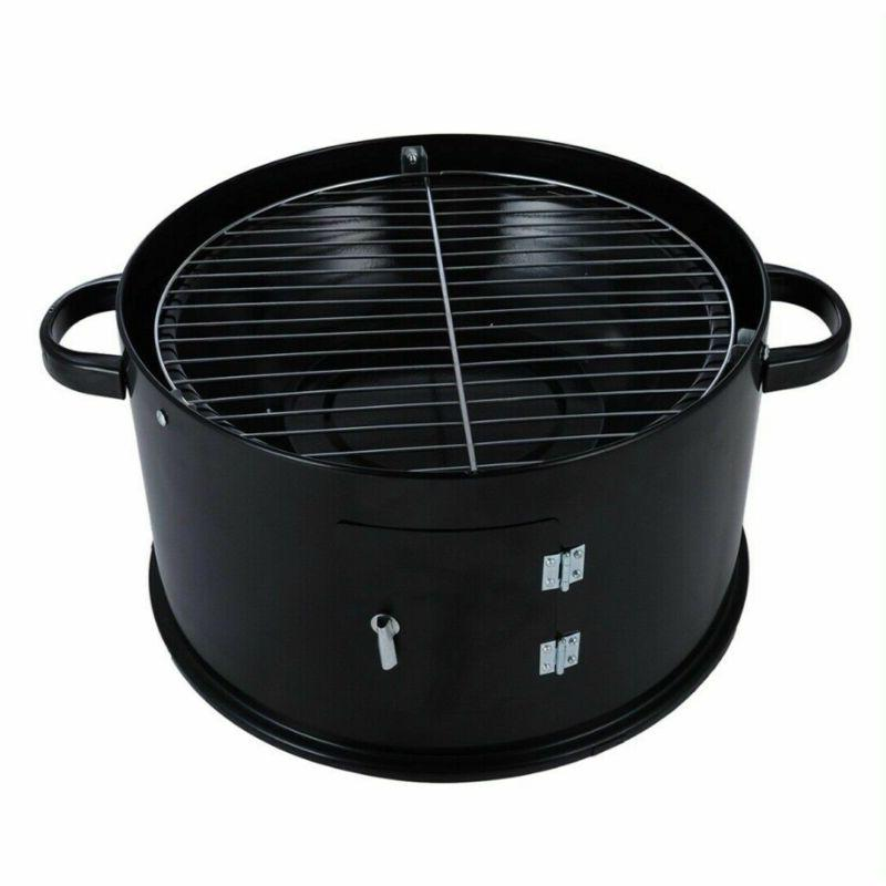 BBQ Charcoal Outdoor Patio Backyard Home Meat Cooker