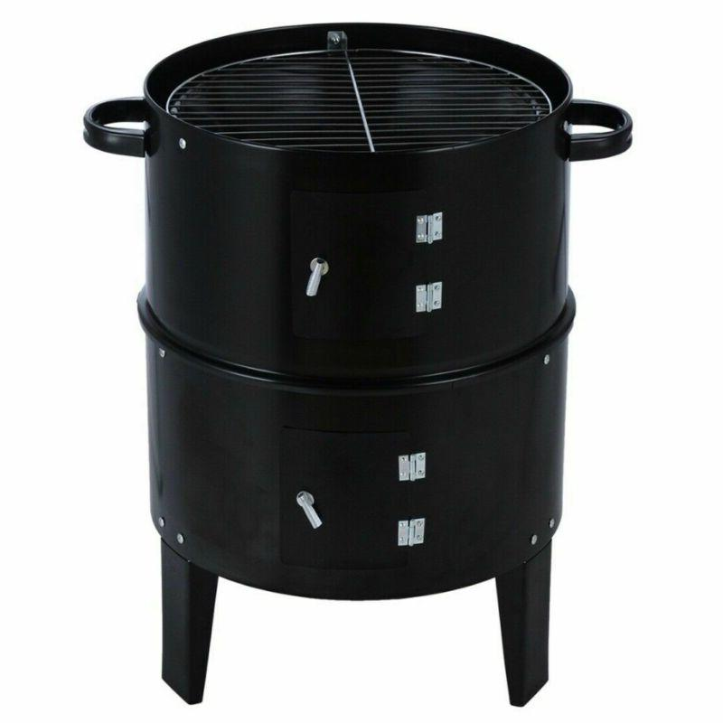 BBQ Charcoal Barbecue Outdoor Home Meat