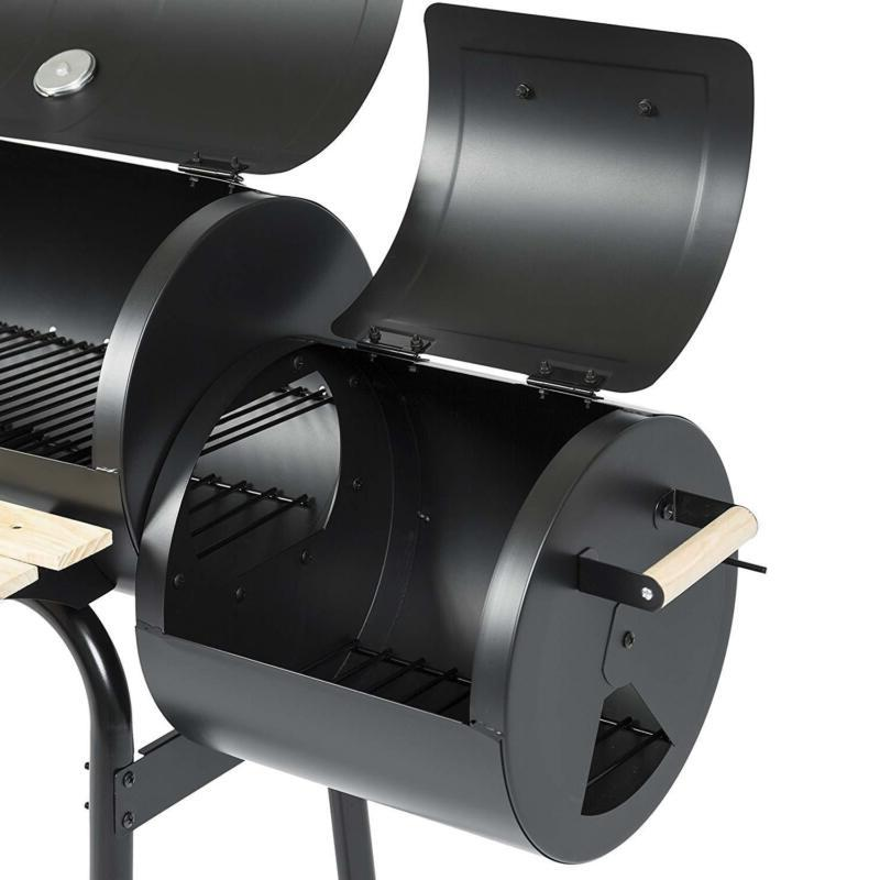 Grill Charcoal Backyard Home Meat Cooker