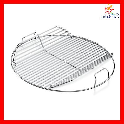 BBQ Grill Grate Replacement Charcoal Round Weber Outdoor Coo