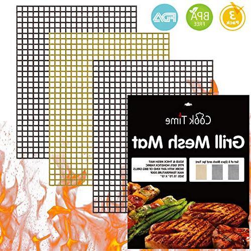 bbq grill mesh mat