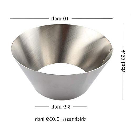 22 Kettle Accessories,Stainless Steel Egg Charcoal Kamado Joe Big
