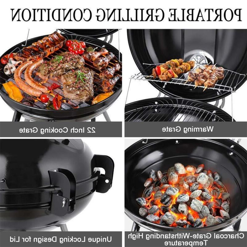 BEAU BBQ009 Portable BBQ
