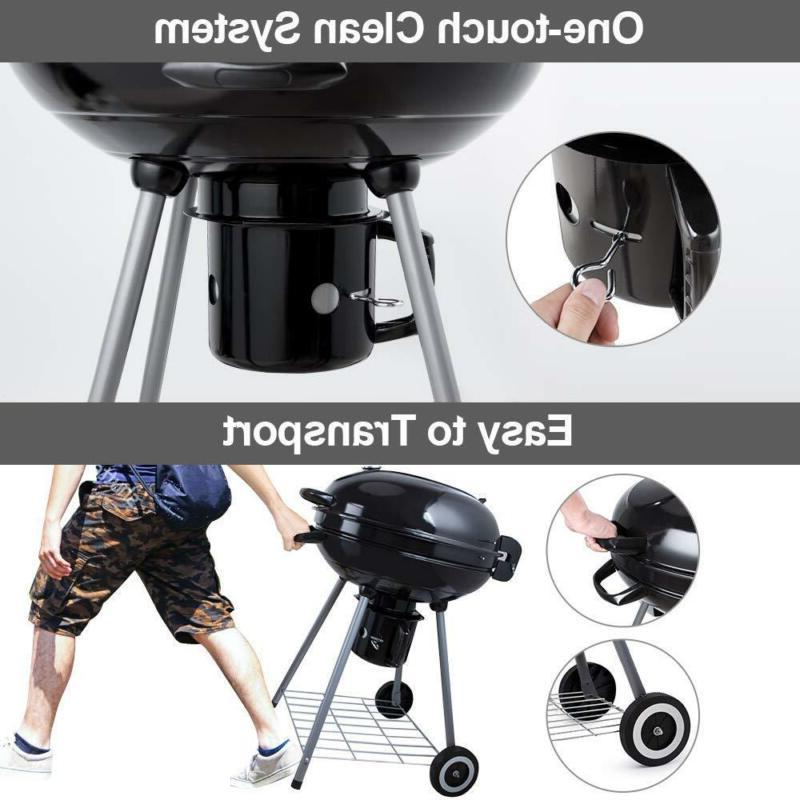 BEAU Portable BBQ Grills for