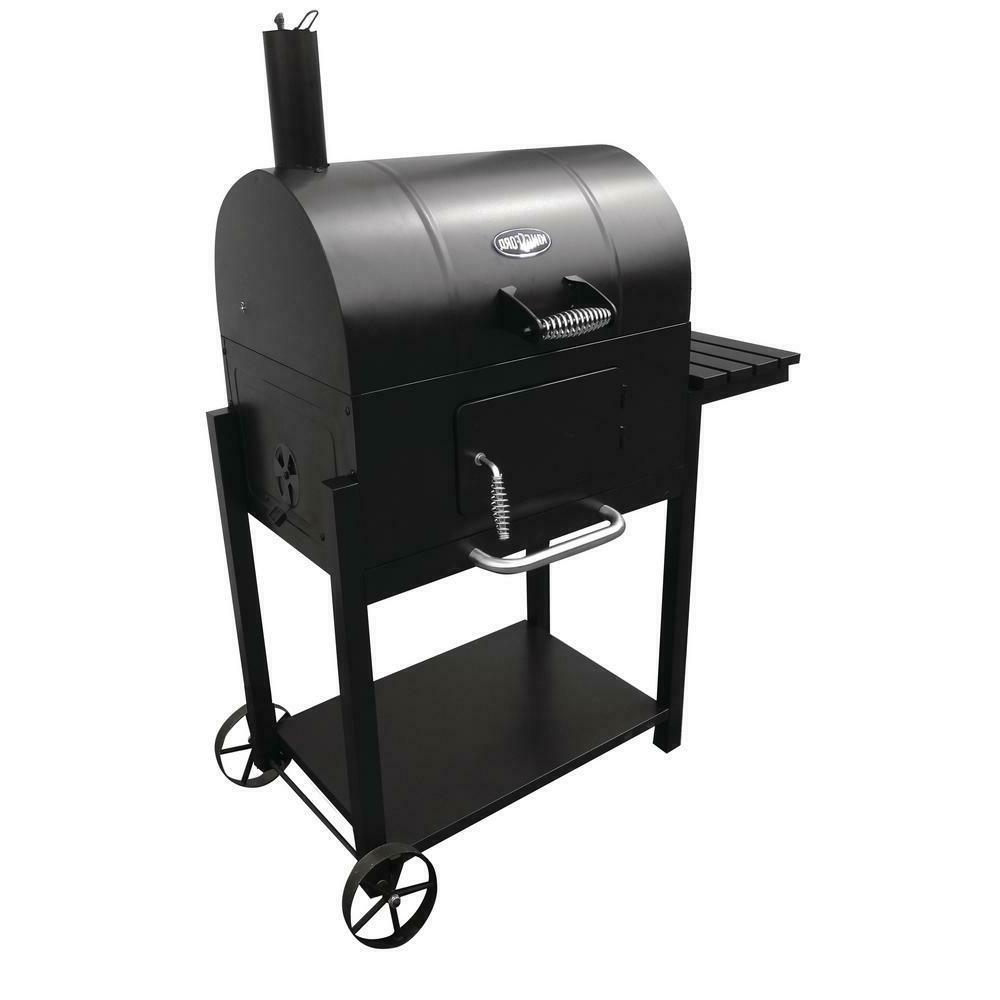 brand new lone star charcoal grill in