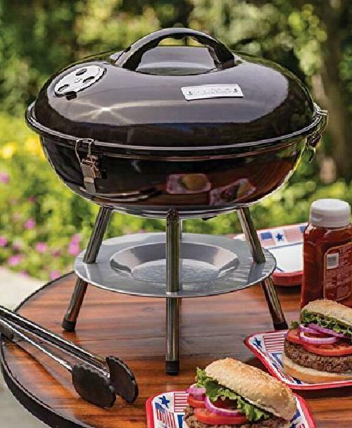 Asador de Carbon Parrilla Para Asar Carne BBQ Asadores Porta