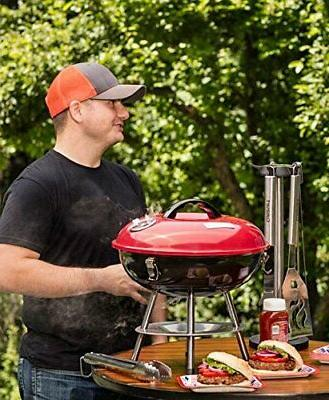 Outdoor BBQ Pit Patio Cooker