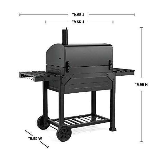 Royal Grill Large Outdoor Barbeque, Backyard Cooking,