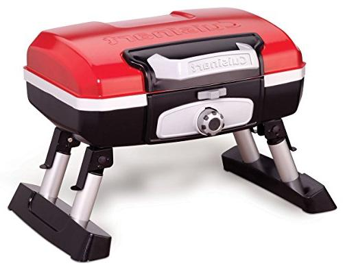 Cuisinart Petit Portable Tabletop Gas Red