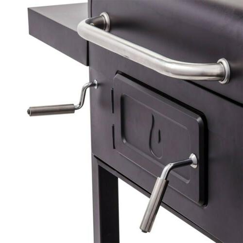 Char Broil Charcoal Grill Outdoor Stainless
