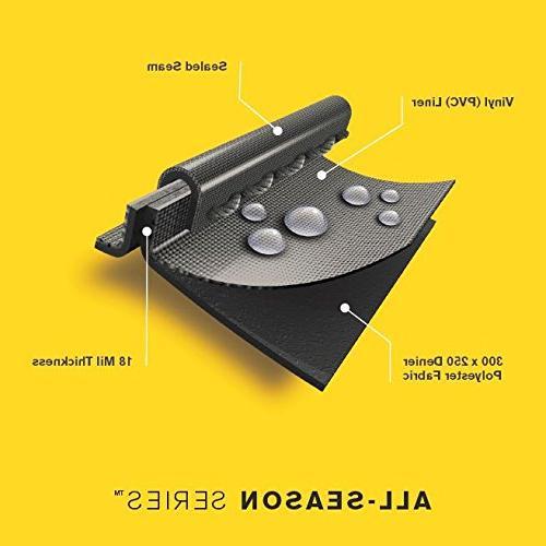 Char Grill Cover, 5+ Burner: