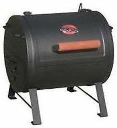 Char-Griller 2-2424 Table Top Charcoal Grill and Side Fire B