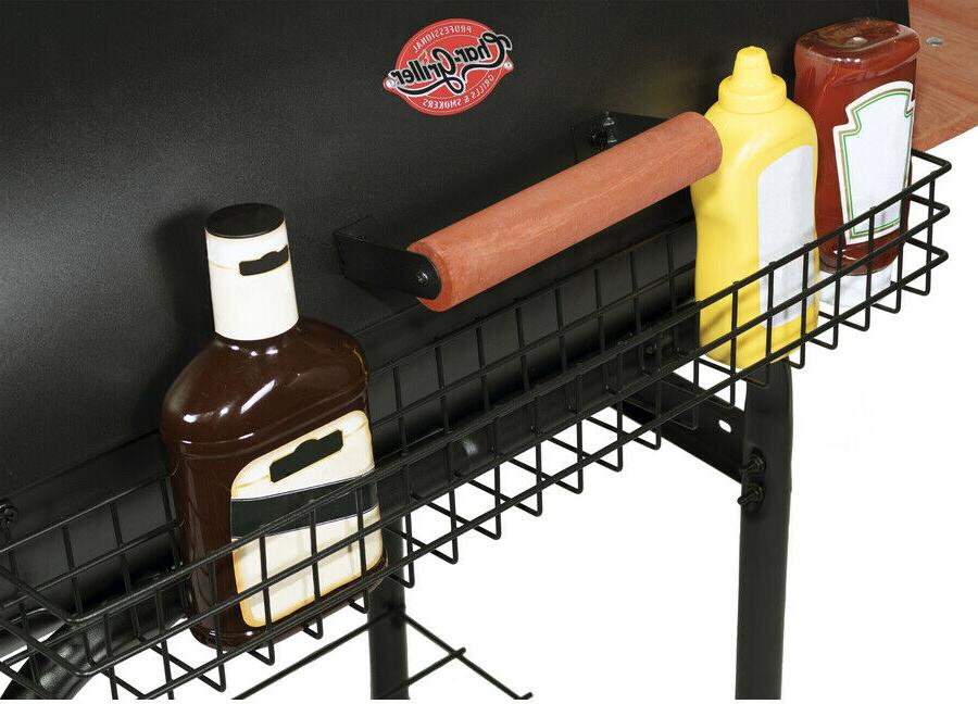 Char-Griller 29-in Charcoal Grill