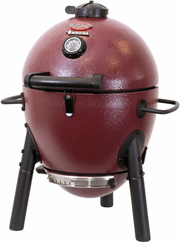 Char Griller Kamado Jr BBQ Tailgate