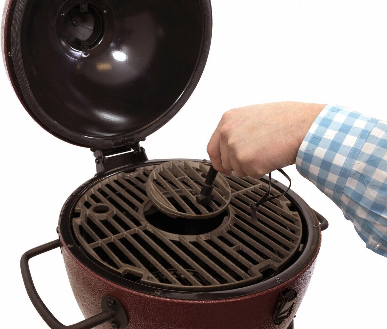 Char Griller AKORN Jr Charcoal BBQ Grill