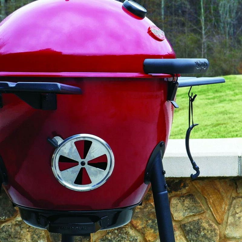 Char-Griller Kettle and Smoker