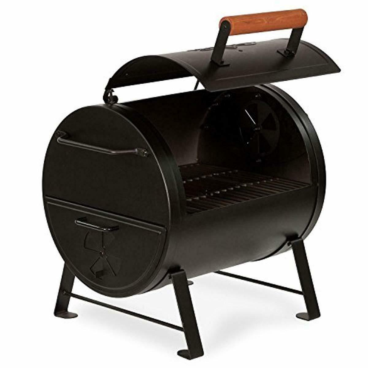 Char-Griller E22424 Charcoal Side Fire Box, Black