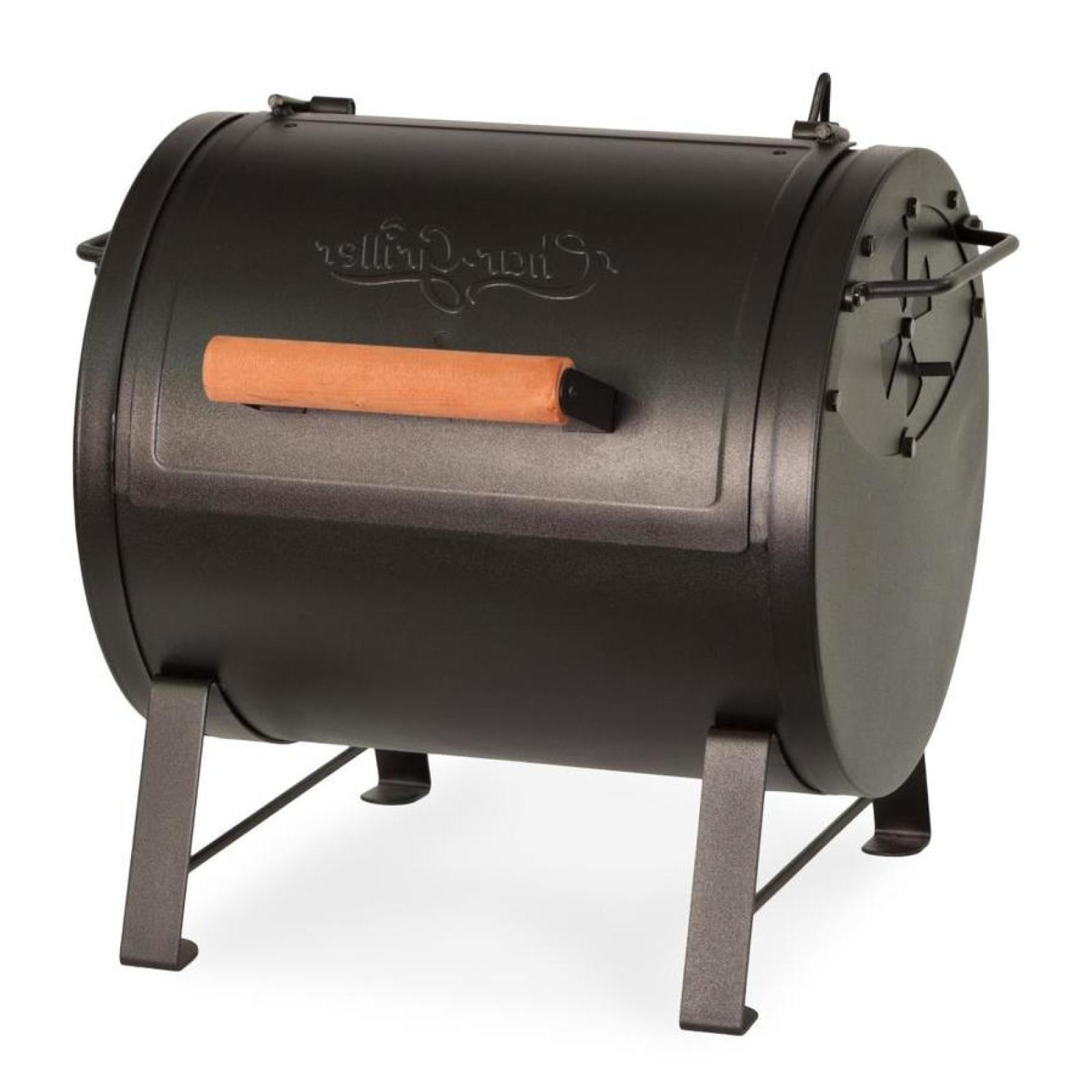 Char-Griller Multi Function 250-sq in Portable Charcoal Gril