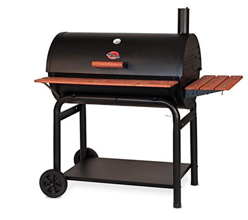 char griller outlaw charcoal grill